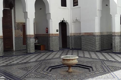 Palais Dar El bacha